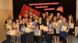 Gminny etap Ogólnopolskiego Turnieju Wiedzy Pożarniczej