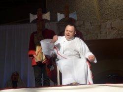 Misterium Męki Pańskiej wGórce Klasztornej