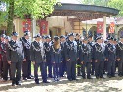 Strażacki Dzień Skupienia wGórce Klasztornej