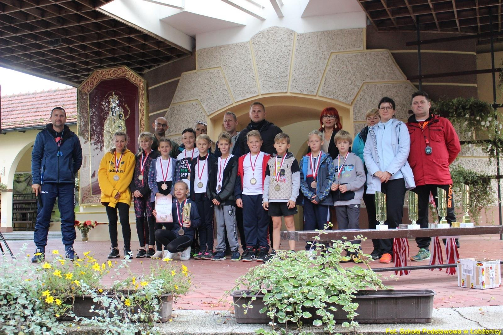 Xviii Sztafetowe Biegi Przełajowe O Puchar Dyrektora Szkoły