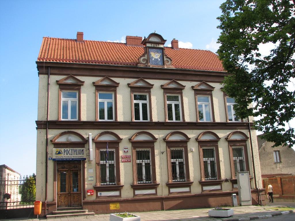Budynek Urzędu Pocztowego