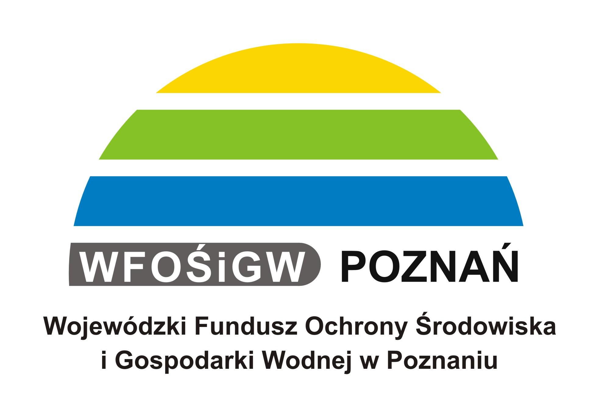 Wojewódzki Fundusz Ochrony Środowiska iGospodarki Wodnej wPoznaniu